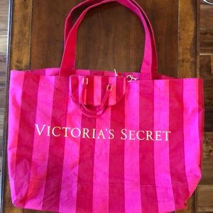 Victoria's Secret Canvas Bag